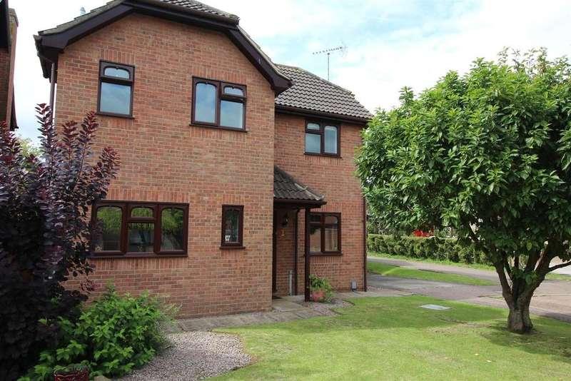 3 Bedrooms Detached House for sale in Redbridge, Peterborough