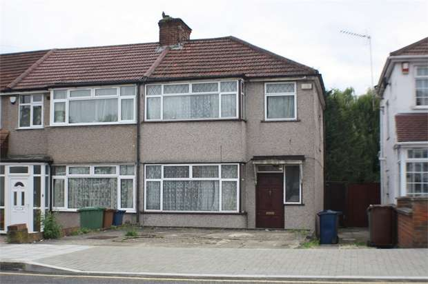 3 Bedrooms End Of Terrace House for sale in Turner Road, Edgware, Middlesex