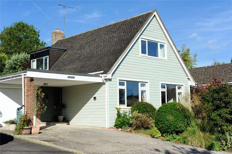 3 Bedrooms Detached House for sale in Newbury Road, Lambourn, Hungerford, Berkshire, RG17