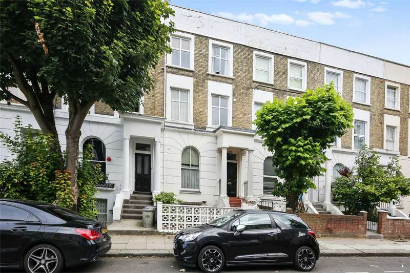 7 Bedrooms Terraced House for sale in Stanlake Road, Shepherds Bush