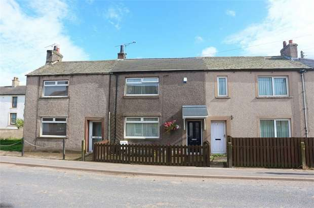 3 Bedrooms Terraced House for sale in Crosby, Maryport, Cumbria