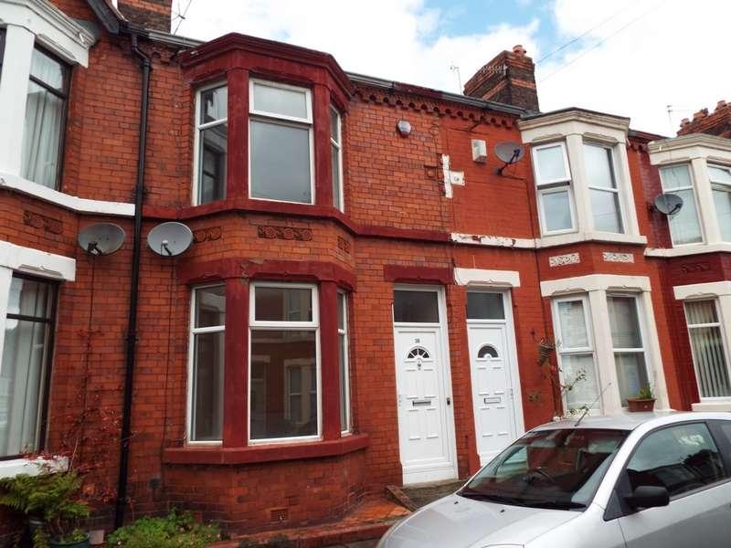 3 Bedrooms Property for rent in Springbourne Road, Liverpool, L17