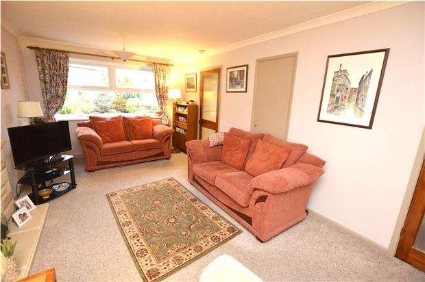 2 Bedrooms Semi Detached Bungalow for sale in Elm Road, Stroud, Gloucestershire, GL5 4NT