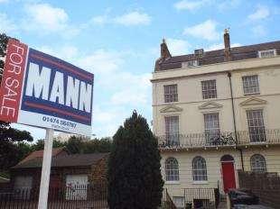 1 Bedroom Flat for sale in Milton Road, Gravesend, Kent