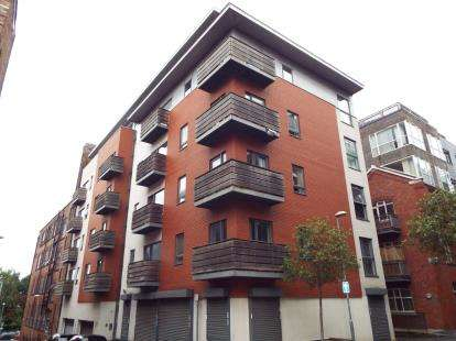 2 Bedrooms Flat for sale in Damaz Building, Sharp Street, Manchester, Greater Manchester