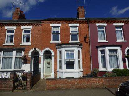 2 Bedrooms Terraced House for sale in Byron Street, Poets Corner, Northampton, Northamptonshire