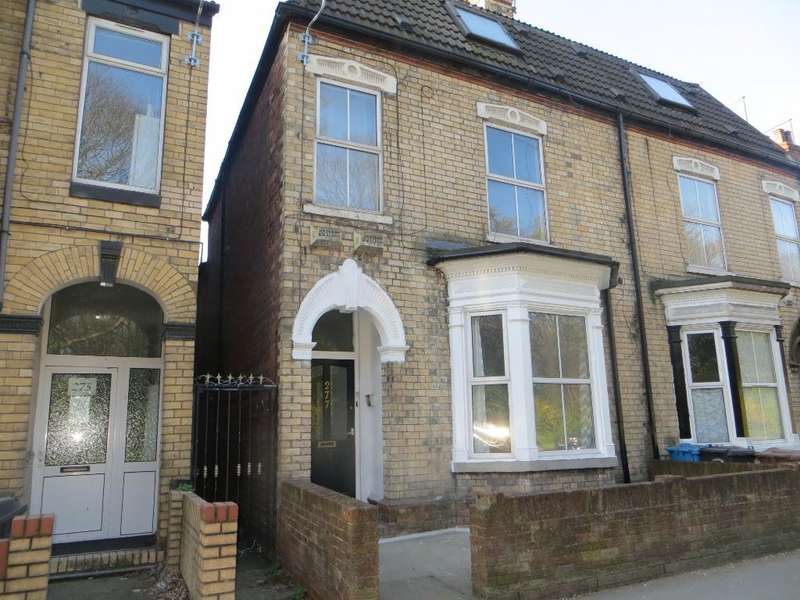Flat for sale in Spring Bank West, Hull, HU3 1LA