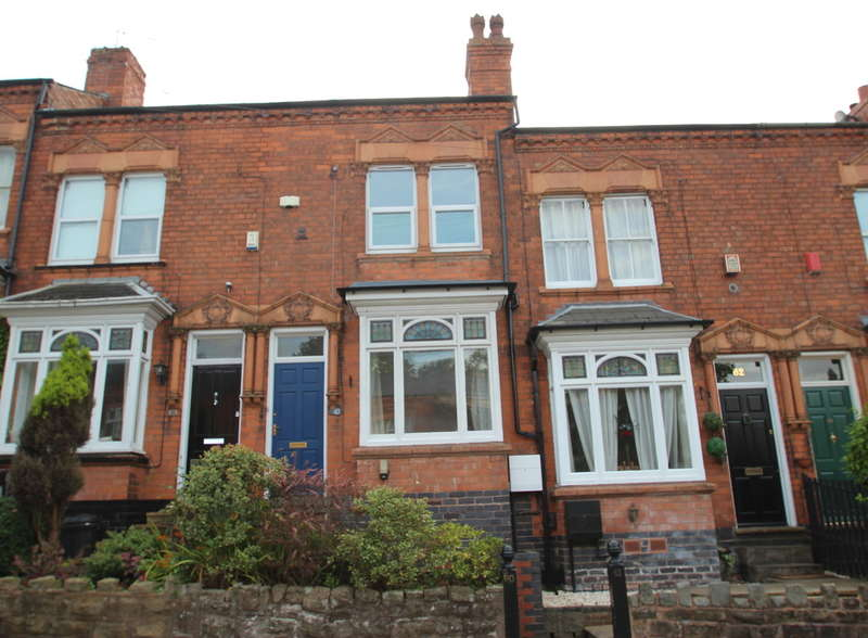 2 Bedrooms Terraced House for sale in Hartledon Road, Harborne