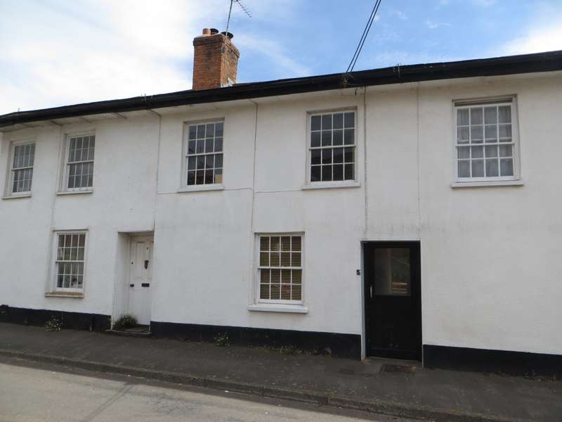 3 Bedrooms Terraced House for sale in Newcourt Road, Exeter