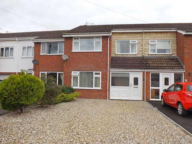 3 Bedrooms Terraced House for sale in Chestnut Close, Hampton, Evesham