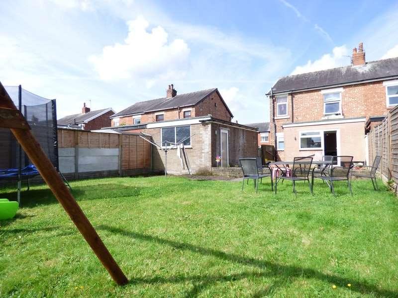 4 Bedrooms Semi Detached House for sale in Prospect Avenue, Preston, Lancashire, PR5