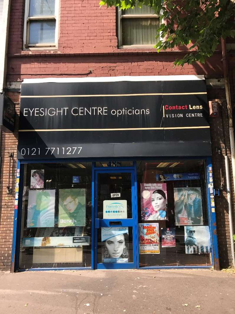 Shop Commercial for rent in Stratford Road, Birmingham, B11