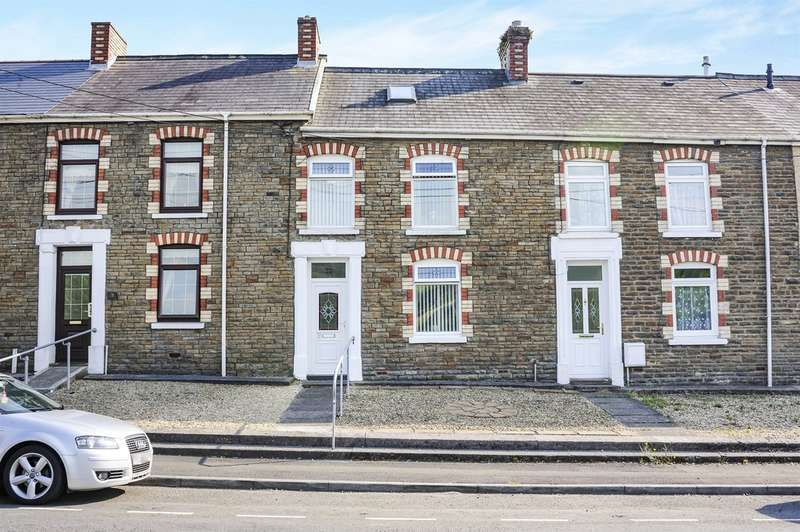 4 Bedrooms Terraced House for sale in Cwmamman Road, Glanamman, Ammanford