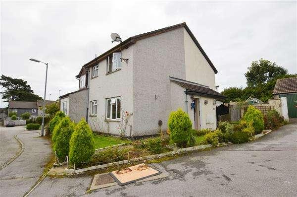 1 Bedroom Semi Detached House for sale in PENRYN