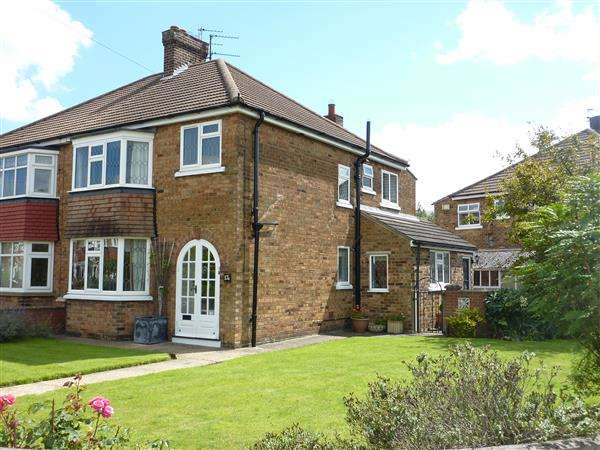 3 Bedrooms Semi Detached House for sale in THE CRESTA, GRIMSBY