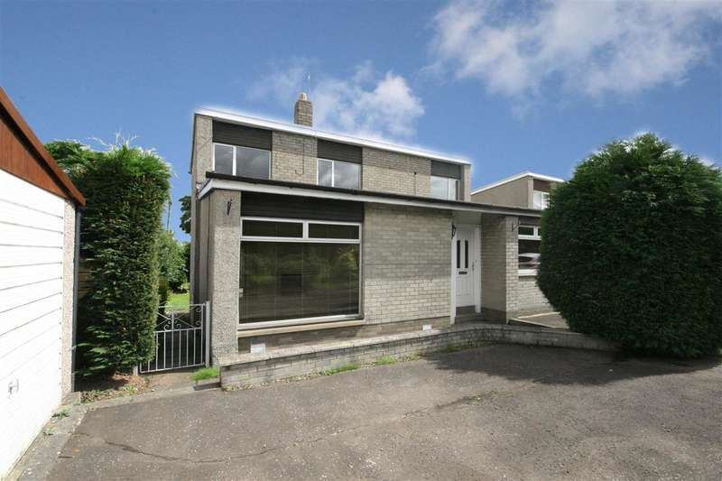 4 Bedrooms Detached House for sale in Coruisk, Maddiston Road, Brightons