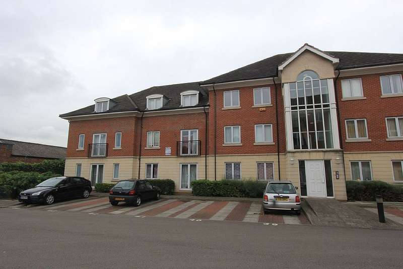 1 Bedroom Flat for sale in Block B, 69 Bradgate Street, Leicester, Leicestershire, LE4 0AW