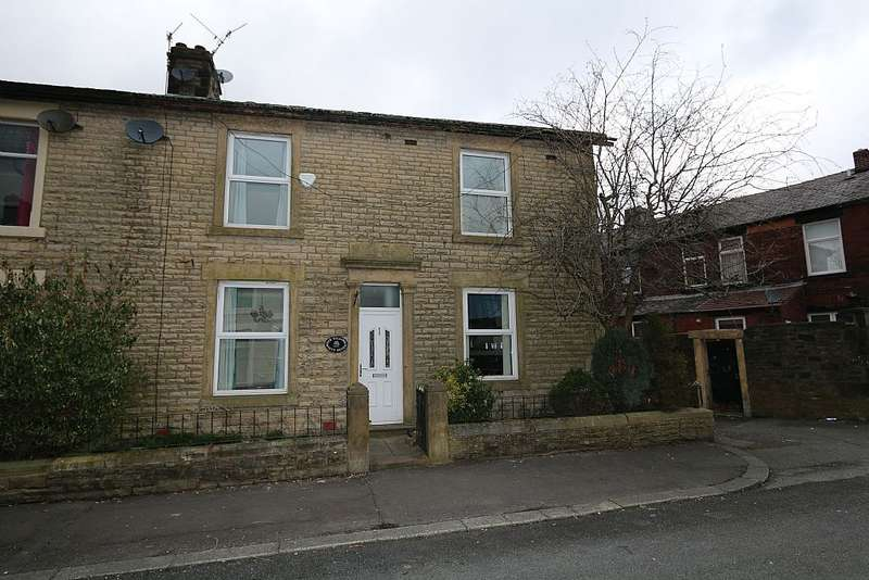 5 Bedrooms End Of Terrace House for sale in Newton Street, Darwen, Lancashire, BB3 0HG