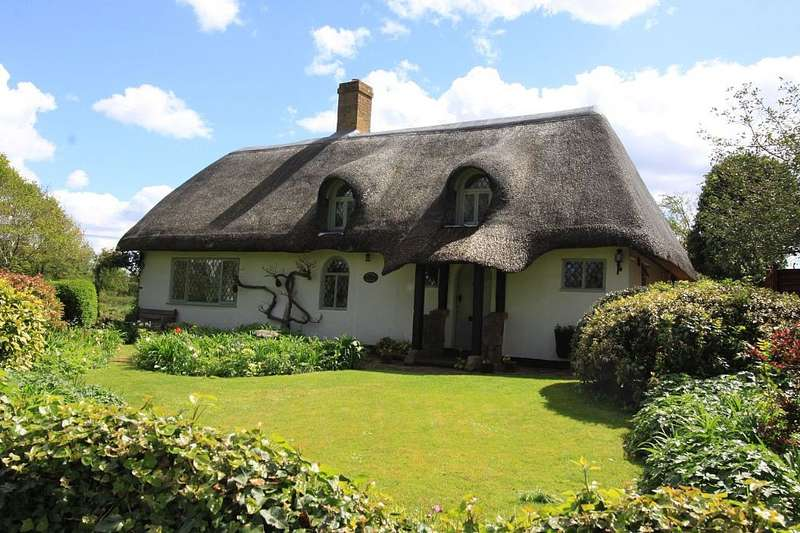 4 Bedrooms Cottage House for sale in Old Hills, Callow End, Worcestershire, WR2 4TQ