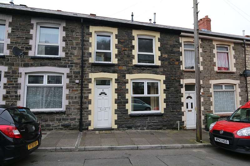 2 Bedrooms Terraced House for sale in Park Street, Penrhiwceiber, Mountain Ash, Rhondda, Cynon, Taff, CF45 3YL