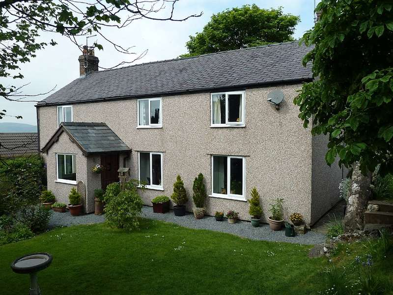 4 Bedrooms Detached House for sale in Wern Road, Rhosesmor, Mold, Flintshire, CH7 6PY