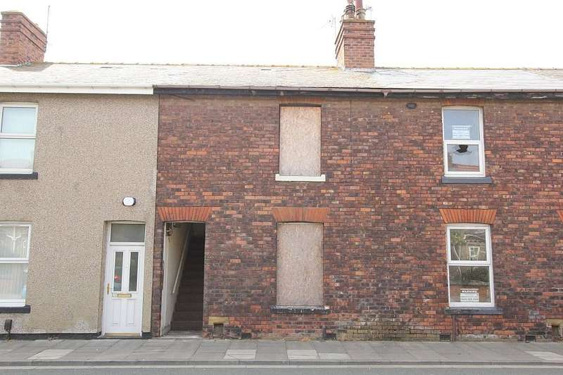 3 Bedrooms Terraced House for sale in West View Road, Hartlepool, Durham, TS24 0BN