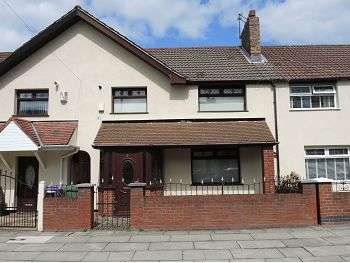 3 Bedrooms Terraced House for sale in Lauriston Road, Walton, Liverpool