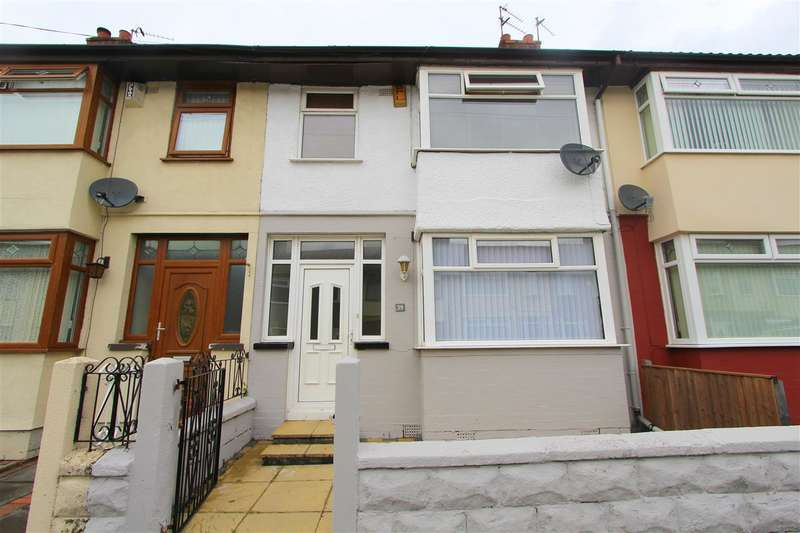3 Bedrooms Terraced House for sale in Glen Road, Old Swan, Liverpool