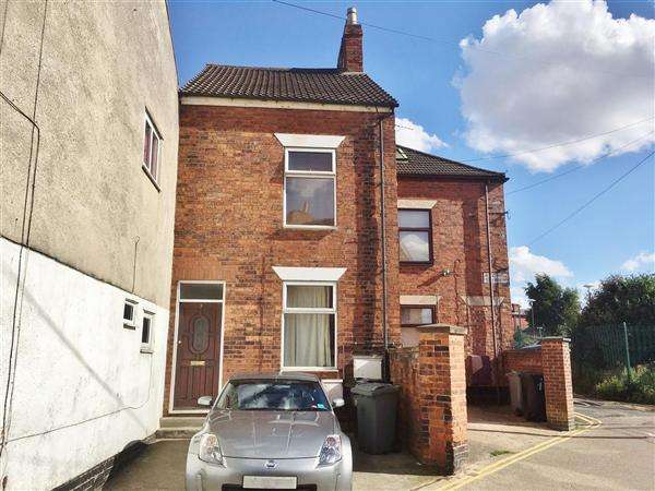 4 Bedrooms Terraced House for sale in Railway Terrace, Grantham