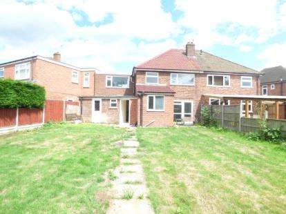 4 Bedrooms Semi Detached House for sale in Repton Road, Wigston, Leicestershire