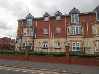2 Bedrooms Flat for sale in Glenmuir Close, Irlam, Manchester, Greater Manchester