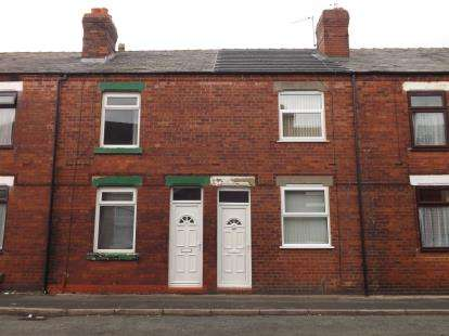 2 Bedrooms Terraced House for sale in Cartwright Street, Warrington, Cheshire