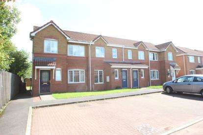 3 Bedrooms End Of Terrace House for sale in Linlithgow Place, Gartcosh, Glasgow, North Lanarkshire