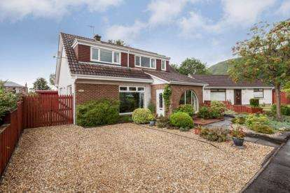 5 Bedrooms Detached House for sale in Melloch Crescent, Tillicoultry