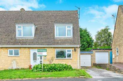 3 Bedrooms Semi Detached House for sale in Maugersbury Park, Stow On The Wold, Cheltenham, .