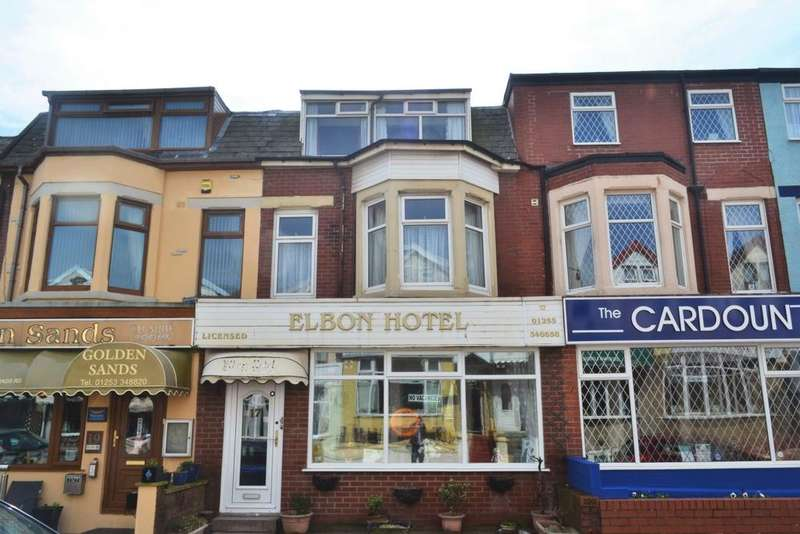 12 Bedrooms Hotel Commercial for sale in St Chads Road, Blackpool, FY1