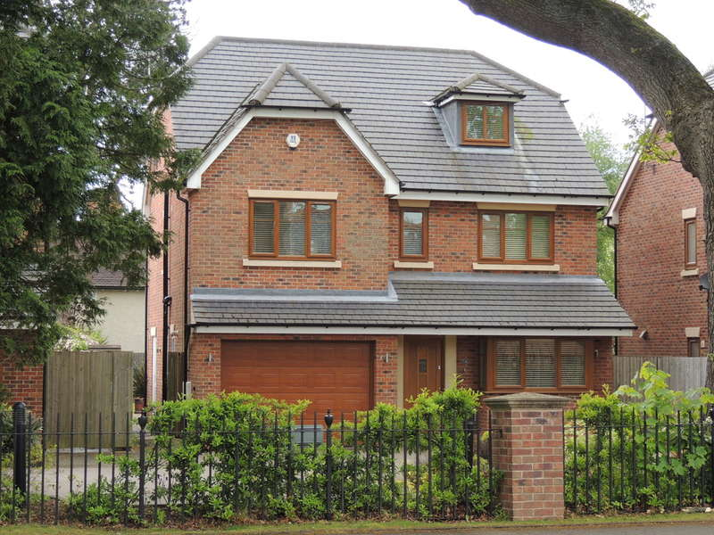 5 Bedrooms Detached House for sale in Kenilworth Road, Balsall Common