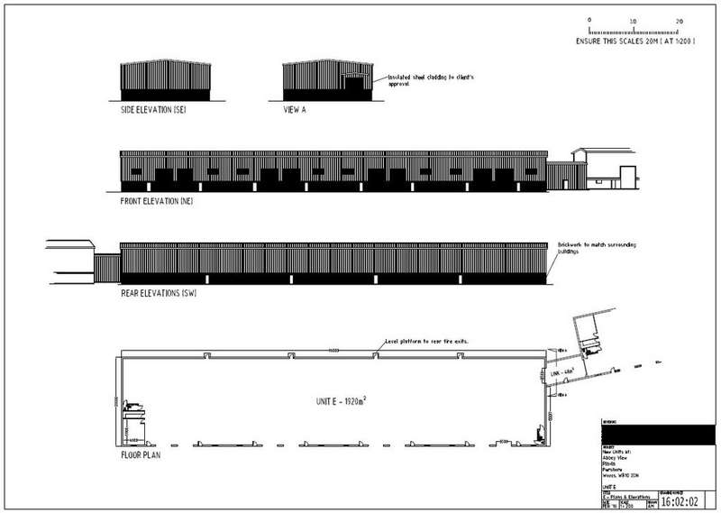 Light Industrial Commercial for rent in Abbey View, Pinvin, WR10