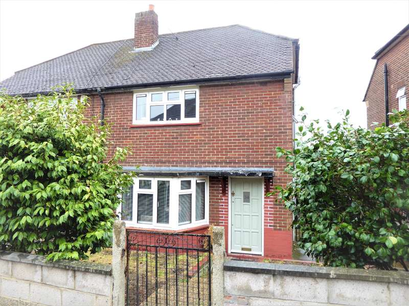 2 Bedrooms Semi Detached House for sale in Pennine Way, Barnehurst, Kent, DA7 6SR