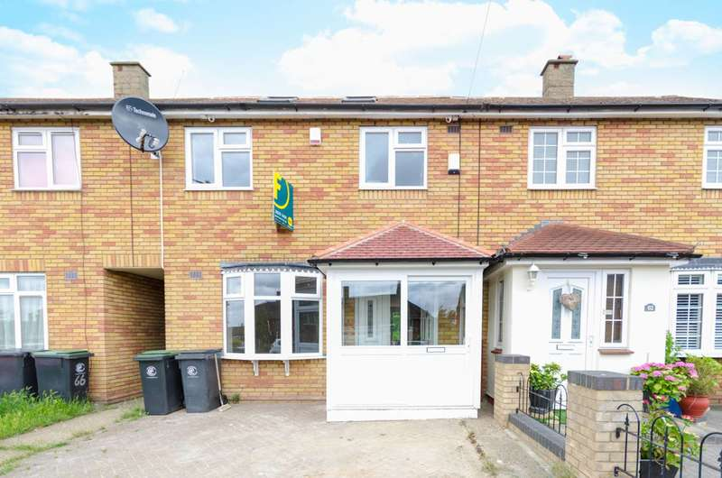 4 Bedrooms Terraced House for sale in Colson Road, Loughton, IG10
