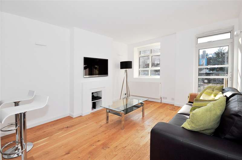 1 Bedroom Flat for sale in Longlands Court, Westbourne Grove, London, W11