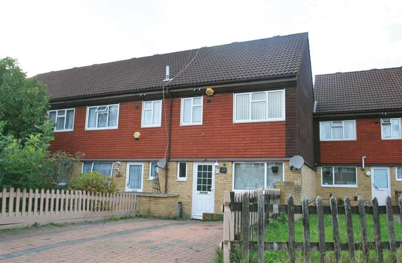 3 Bedrooms End Of Terrace House for sale in SOUTH HAYES