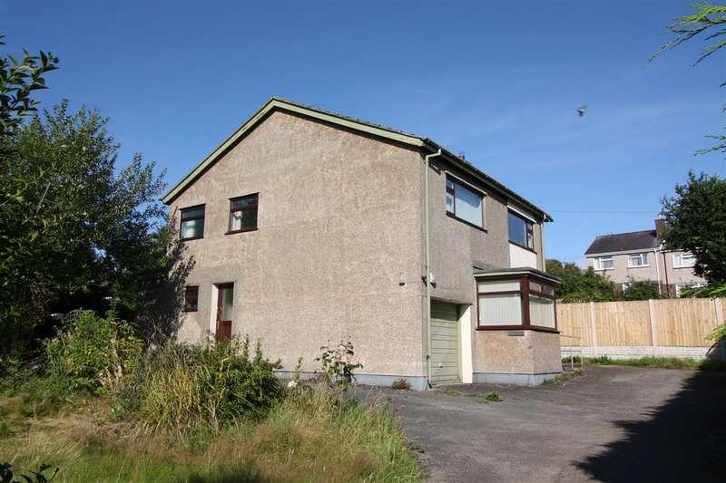 4 Bedrooms Detached House for sale in Hafod Y Bryn, Off Lon Ty Croes, Llanfairpwll