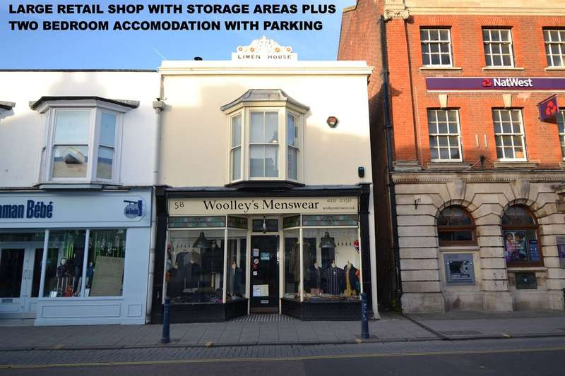 2 Bedrooms Commercial Property for sale in 58 High Street, Whitstable
