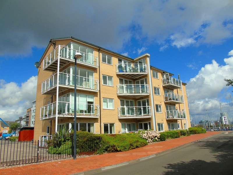 2 Bedrooms Apartment Flat for sale in Marconi Avenue, Penarth