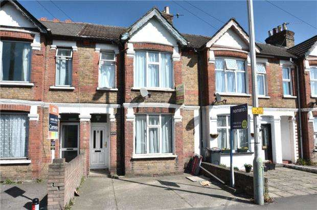 3 Bedrooms Terraced House for sale in Cowley Mill Road, Uxbridge