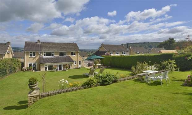 4 Bedrooms Detached House for sale in 21 Hantone Hill, Bathampton, Bath