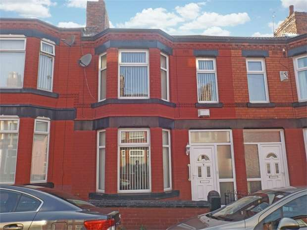 3 Bedrooms Terraced House for sale in Tatton Road, Birkenhead, Merseyside