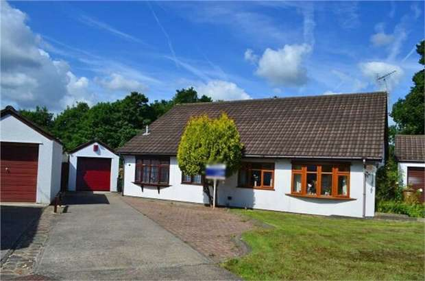 4 Bedrooms Semi Detached Bungalow for sale in Tollgate Close, Caerphilly