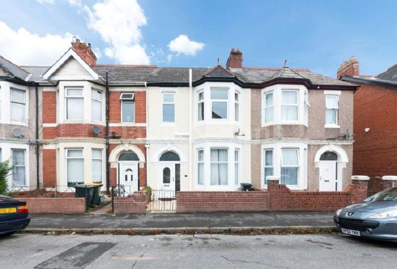 3 Bedrooms Terraced House for sale in Marlborough Road, Newport, Newport. NP19 0BY